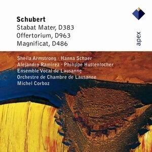 Sheila Armstrong, Hanna Schaer, Alejandro Ramirez, Philippe Huttenlocher, Michel Corboz & Lausanne Chamber Orchestra 歌手頭像