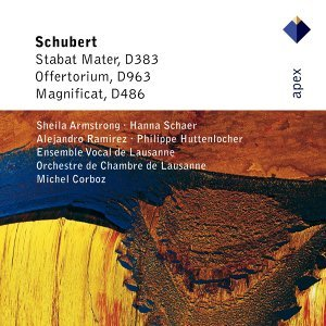 Sheila Armstrong, Hanna Schaer, Alejandro Ramirez, Philippe Huttenlocher, Michel Corboz & Lausanne Chamber Orchestra アーティスト写真