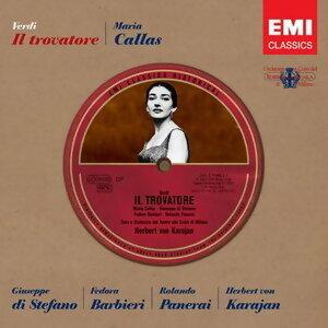 Herbert von Karajan/Maria Callas 歌手頭像