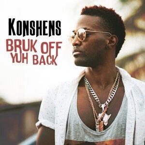 Konshens 歌手頭像