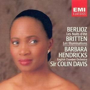 Barbara Hendricks/English Chamber Orchestra/Sir Colin Davis 歌手頭像