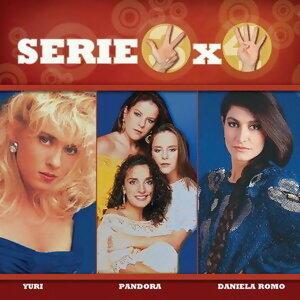 Serie 3x4 (Yuri, Pandora, Daniela Romo) 歌手頭像