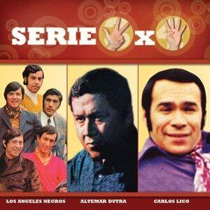 Serie 3x4 (Los Angeles Negros, Altemar Dutra, Carlos Lico) 歌手頭像