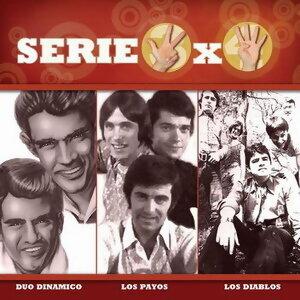 Serie 3x4 (Duo Dinamico, Los Payos, Los Diablos) 歌手頭像