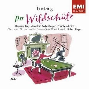 Hermann Prey/Fritz Wunderlich 歌手頭像