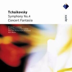 Elisabeth Leonskaja, Kurt Masur, Gewandhausorchester Leipzig & New York Philharmonic Orchestra 歌手頭像