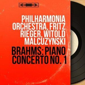 Philharmonia Orchestra, Fritz Rieger, Witold Malcuzynski 歌手頭像