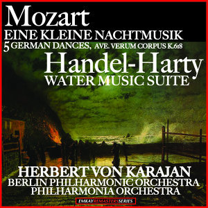 Herbert von Karajan with The Berlin Philharmonic Orchestra and The Philharmonia Orchestra 歌手頭像