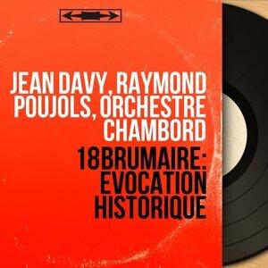 Jean Davy, Raymond Poujols, Orchestre Chambord 歌手頭像