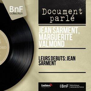 Jean Sarment, Marguerite Valmond 歌手頭像