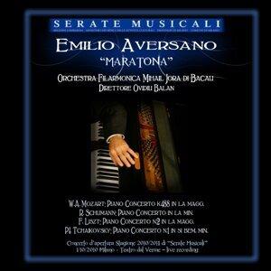 Orchestra filarmonica di Bacau, Ovidiu Balan, Emilio Aversano 歌手頭像