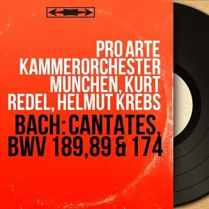 Pro Arte Kammerorchester München, Kurt Redel, Helmut Krebs 歌手頭像