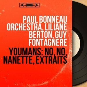 Paul Bonneau Orchestra, Liliane Berton, Guy Fontagnère 歌手頭像