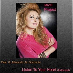 MIZO Project 歌手頭像