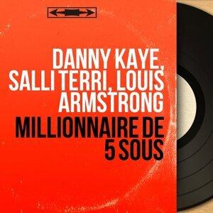 Danny Kaye, Salli Terri, Louis Armstrong