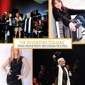 Sylvia Pagni, Teddy Reno, Elisa Riccitelli 歌手頭像