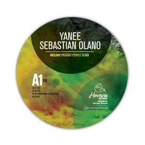 Yanee, Sebastian Olano 歌手頭像