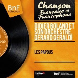Didier Boland et son orchestre, Gérard Géraldi 歌手頭像