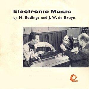 H. Badings & J.W. de Bruyn 歌手頭像