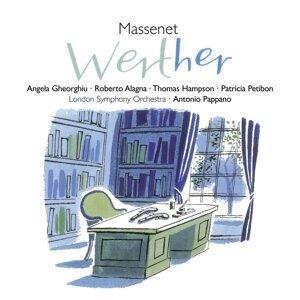 Angela Gheorghiu/Roberto Alagna/London Symphony Orchestra/Antonio Pappano アーティスト写真
