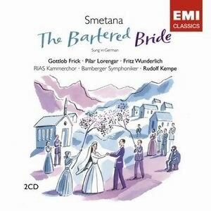 Rudolf Kempe/Fritz Wunderlich/Pilar Lorengar/Gottlob Frick/Bamberger Symphoniker 歌手頭像