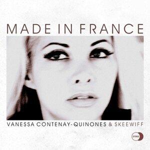 Vanessa Contenay-Quinones, Skeewiff 歌手頭像