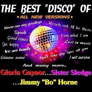 "Gloria Gaynor, Sister Sledge, Jimmy ""Bo"" Horne 歌手頭像"