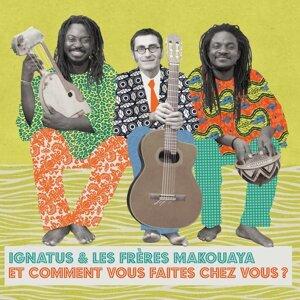 Ignatus, Les Frères Makouaya 歌手頭像