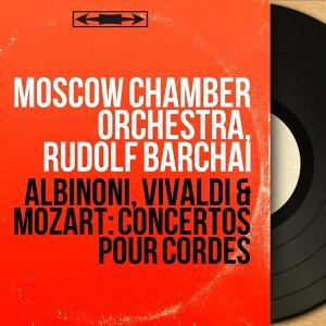 Moscow Chamber Orchestra, Rudolf Barchai 歌手頭像