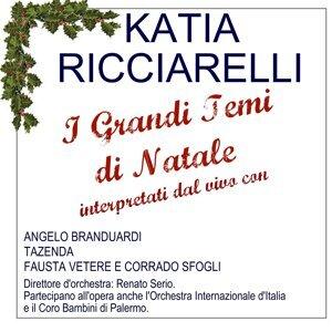 Katia Ricciarelli, Orchestra Internazionale d'Italia, Renato Serio 歌手頭像