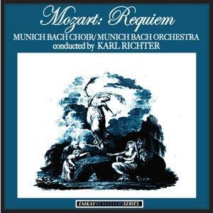 Munich Bach Orchestra and Munich Bach Choir with Karl Richter and Maria Stader, Hertha Töpper,  John Van Kesteren and Karl Christian Kohn 歌手頭像