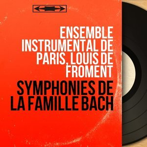 Ensemble instrumental de Paris, Louis de Froment 歌手頭像