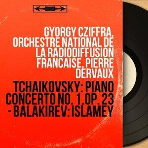 György Cziffra, Orchestre national de la Radiodiffusion française, Pierre Dervaux 歌手頭像