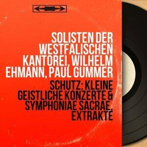Solisten der Westfälischen Kantorei, Wilhelm Ehmann, Paul Gümmer 歌手頭像