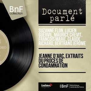 Suzanne Flon, Lucien Guervil, Maurice Chevit, François Marié, Claude Richard, Bertrand Jérome 歌手頭像