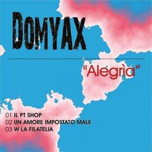 Domyax 歌手頭像