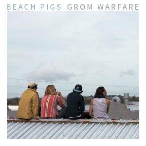 Beach Pigs
