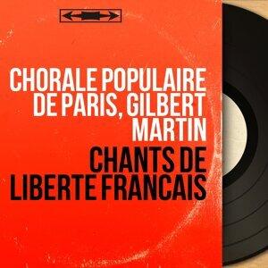 Chorale populaire de Paris, Gilbert Martin 歌手頭像