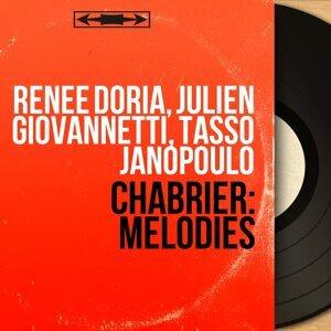 Renée Doria, Julien Giovannetti, Tasso Janopoulo 歌手頭像