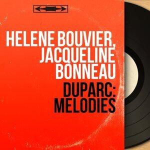 Hélène Bouvier, Jacqueline Bonneau 歌手頭像