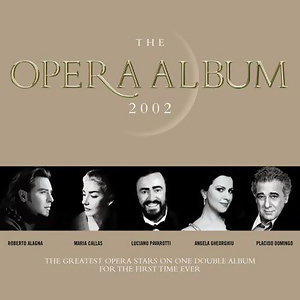 Opera Album 2002 歌手頭像