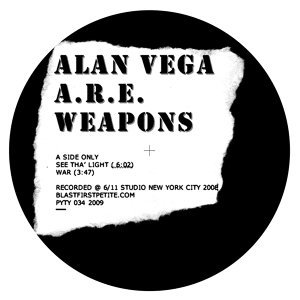 Alan Vega with A.R.E Weapons 歌手頭像