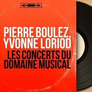 Pierre Boulez, Yvonne Loriod 歌手頭像
