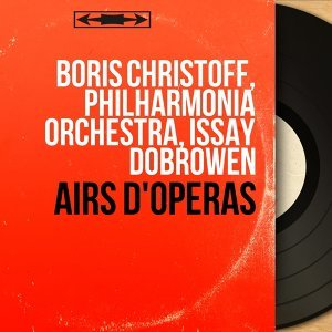 Boris Christoff, Philharmonia Orchestra, Issay Dobrowen 歌手頭像