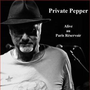 Private Pepper 歌手頭像