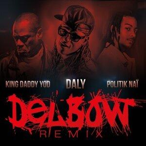Daly, King Daddy Yod, Politik Naï 歌手頭像