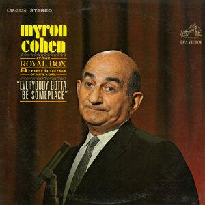 Myron Cohen 歌手頭像