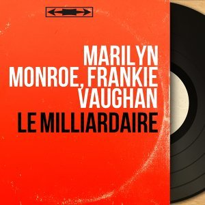 Marilyn Monroe, Frankie Vaughan 歌手頭像