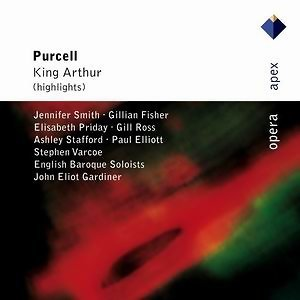 Jennifer Smith, Gillian Fisher, Elizabeth Priday, Gill Ross, Ashley Stafford, Paul Elliott, Stephen Varcoe, John Eliot Gardiner & English Baroque Soloists 歌手頭像