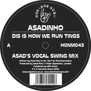 Asadinho 歌手頭像